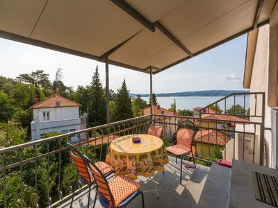 Photo for Apartment Crikvenica for 3 - 6 persons with 2 bedrooms - Holiday