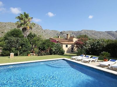 Photo for Vacation home Tonina in Mallorca/Pollença - 6 persons, 3 bedrooms