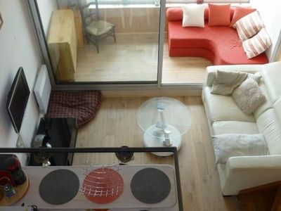 Photo for Apartment Hossegor, studio flat, 2 persons