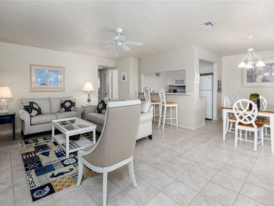 Photo for Unit B6: 2 BR / 2 BA partial gulf view in Sanibel, Sleeps 6