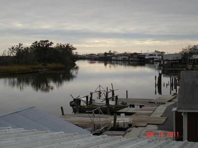 Photo for ANGLER'S RETREAT - Waterfront Fishing Camp with Private Boat Launch