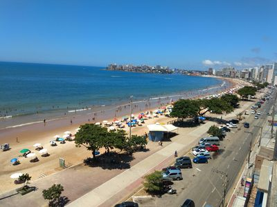 Photo for Beautiful apartment of FRONT to the sea 3 rooms with balcony beach of the hill.