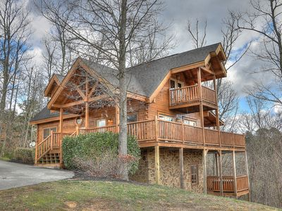 Photo for ~Smart Cabin~ May stay 2 nights get the 3rd night free! Exp. 5/23/19