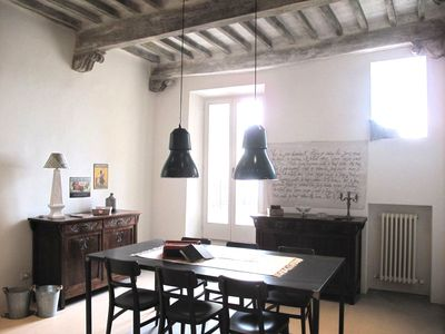 Photo for CHARMING HOUSE IN HISTORIC TOWN CENTRE - ART-STUDIO In Cerca D'Autore