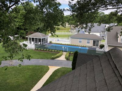Photo for Bethany Beach area home with solar heated private pool