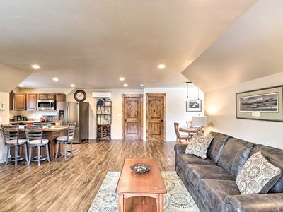 Photo for NEW-Updated Kalispell Apartment on 5 Private Acres