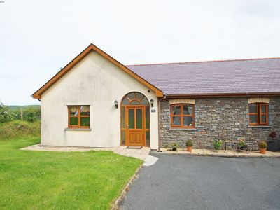 Photo for Recently converted stone built cottage with lovely views and close to Aberystwyth