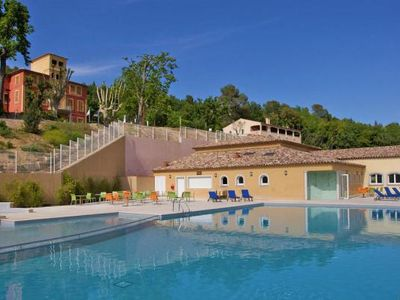 Photo for Holiday residence Le Domaine de Camiole, Callian  in Var - 6 persons, 2 bedrooms