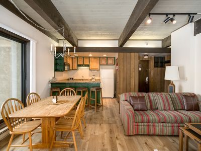 Photo for Ski-In/Ski-Out, Stunning Mountain Views, Hot Tub Access!