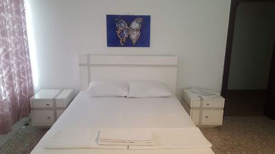 Photo for 2+1 Classic Apartment, 100 Meters from the Beach