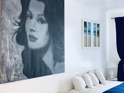 Photo for Ocean view, luxury apartment by the ocean