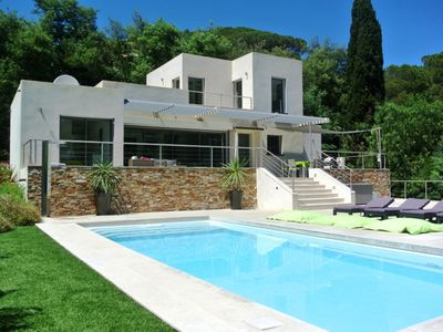 Photo for Villa With Private Pool In Forest Setting