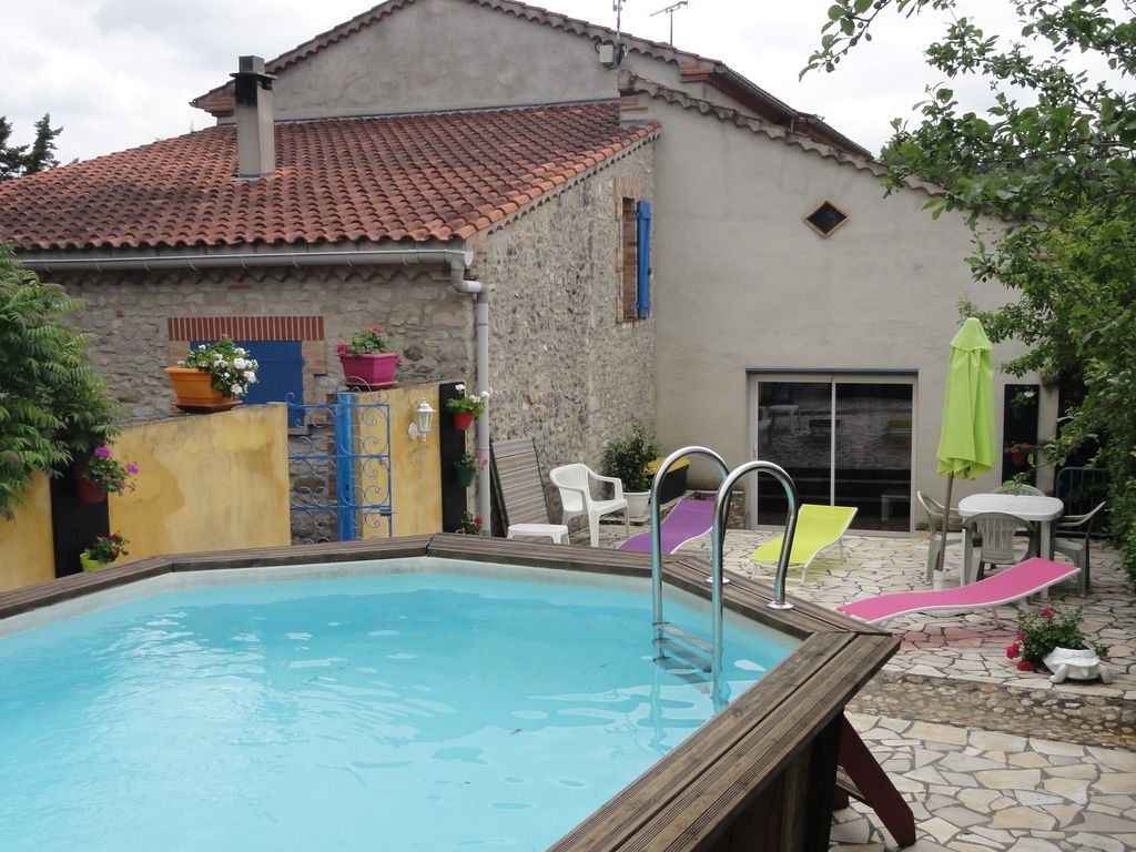 Cottage With Private Pool In The Center Oftarn Near Lautrec Castres Albi Montdragon Tarn