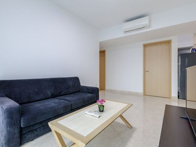 Photo for Cozy 3 Bedroom Apartment (ERS3B5)