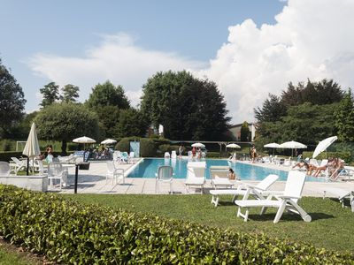 Photo for Sport, fun and relax in a private residence on Lake Como!