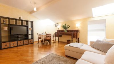 Photo for San Lorenzo in Lucina Apartment - One Bedroom Apartment, Sleeps 4
