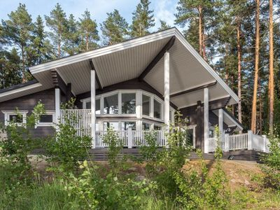 Photo for Vacation home Villa aallokko in Hämeenlinna - 8 persons, 3 bedrooms