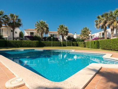 Photo for Modern Holiday Home with Pool, Terrace, Wi-Fi and Air Conditioning