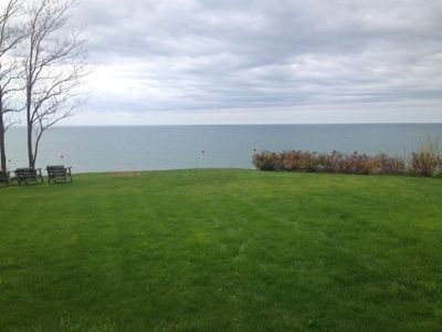 Photo for Large Historical home with Lake Michigan Views! 5BR/2.5BA home w/inground pool