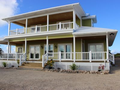 Photo for 4 Bdrm House with Amazing Ocean View from the Top of Miley Hill