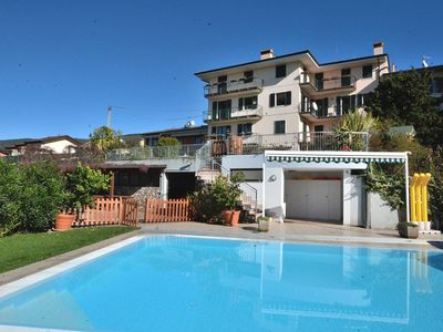 Photo for Apartment Montegolo Four With Pool And Lake View
