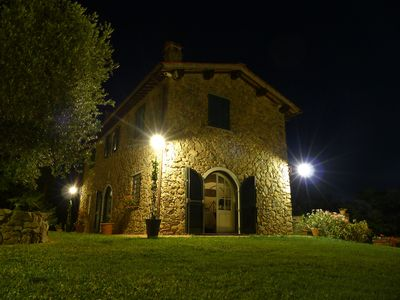 Photo for Charming & elegant villa with private pool panoramic garden near Lucca