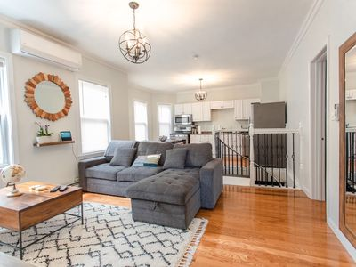Photo for 5BR Apartment Vacation Rental in Boston, Massachusetts