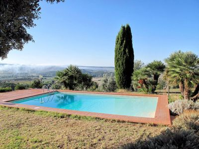 Photo for Vacation home Podere Le Valli (RIP425) in Riparbella - 7 persons, 4 bedrooms