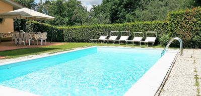 Photo for Rent in Tuscany,  Lucca villa with pool