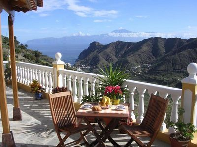 Photo for Holiday house Hermigua for 1 - 3 persons with 1 bedroom - Holiday home