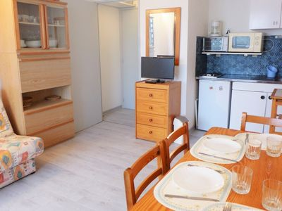 Photo for One bedroom Apartment, sleeps 5 in Narbonne-Plage with WiFi