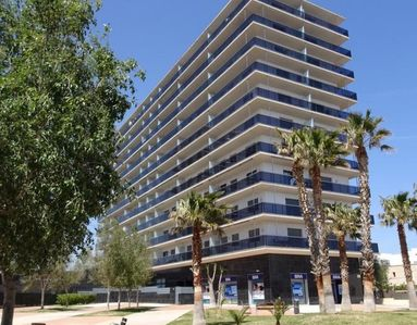 Photo for Marisol apartment - sea view - 100m from the sea - swimming pool - airco