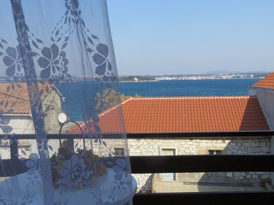 Photo for Apartment Marin  A1(6)  - Tkon, Island Pasman, Croatia