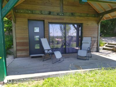 Photo for Chalet, Lodge for 2 persons – Jura, near Dole / Mont-Roland - Comfort