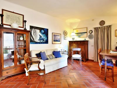 Photo for Palazzo Alavolini-the Loft Suite. Historic center. 10 minutes walking to the sea.