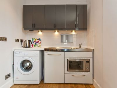 Photo for The Nook Apartment - One Bedroom Apartment, Sleeps 4