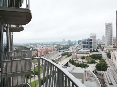 Photo for In the heart of the city of downtown Atlanta