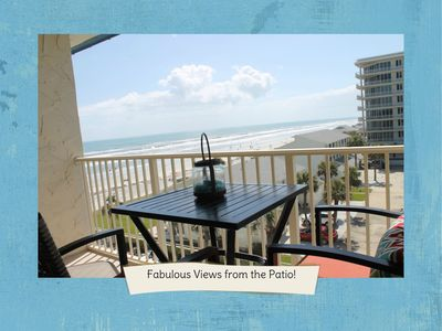 Photo for OCEAN VIEW AND STEPS TO THE BEACH!  Totally Remodeled and Family Friendly!