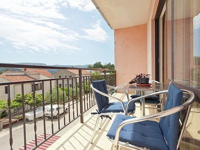 Photo for Apartment ZB  A2(3+1)  - Stari Grad, Island Hvar, Croatia
