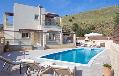 Photo for House in Chania with Internet, Pool, Air conditioning, Parking (488701)