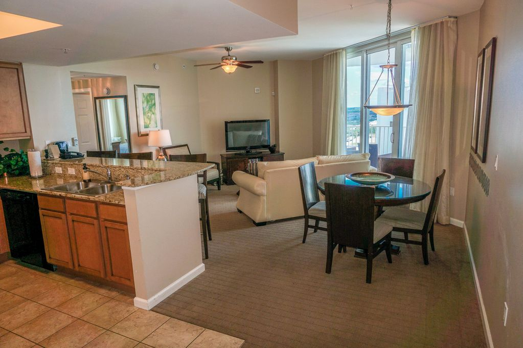 Palms of destin condo large two king bedrooms penthouse - 2 bedroom suites in destin florida ...