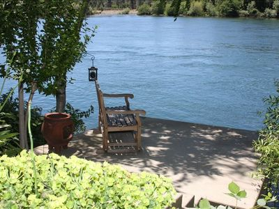 Photo for Cottage on the Sacramento River in the City of Redding