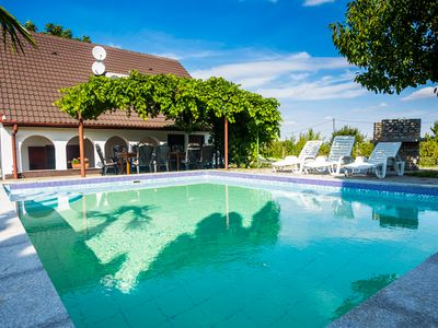 Photo for 4BR House Vacation Rental in Somogy, Plattensee