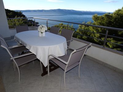 Photo for Apartment Ivi  A4(4+4)  - Drasnice, Riviera Makarska, Croatia