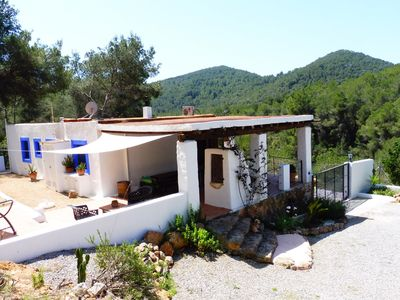 Photo for Great beautiful 'finca' quiet location, beautiful views and close to Ibiza town