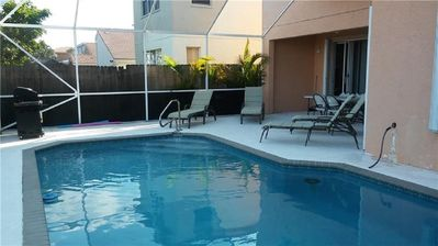 Photo for Palatial/Warm/Cozy Oasis 5 Bedrooms/3 Bathrooms/Private Pool/Family Friendly