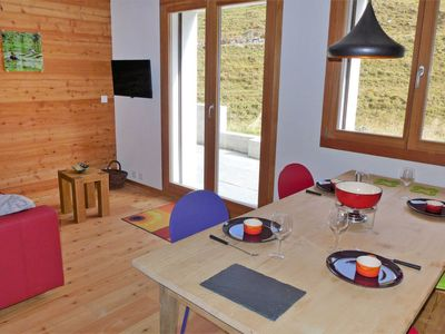 Photo for Apartment Rosablanche 003 in Siviez-Nendaz - 4 persons, 1 bedrooms
