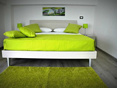 Photo for NAXOS APARTMENTS. Green apple