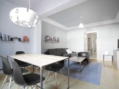 Photo for Four-Bedroom Apartment with Terrace