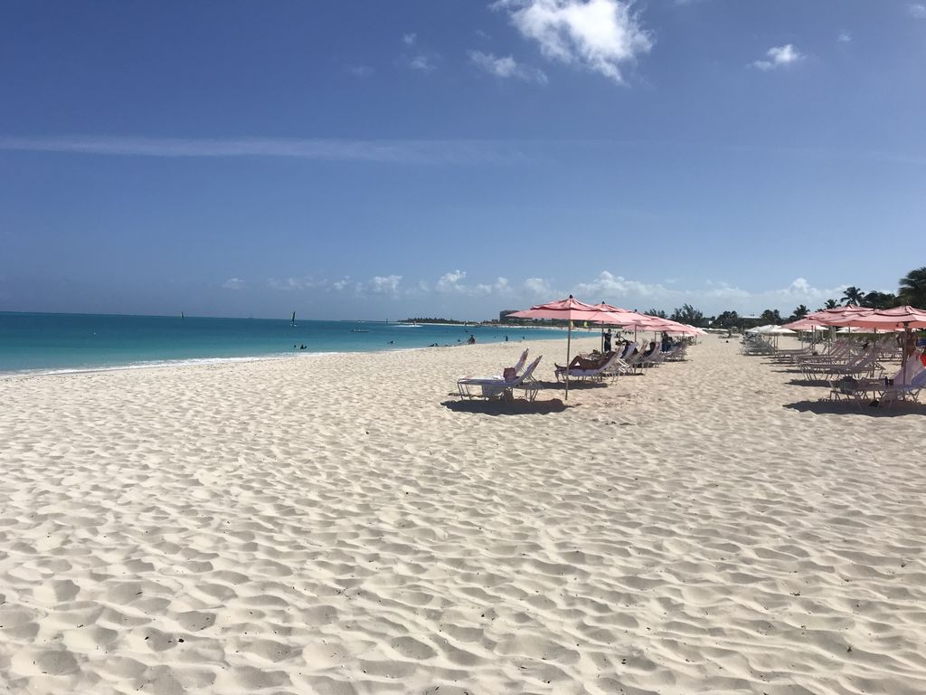 In the HEART OF GRACE BAY, Plaza at Ocean Club West - Grace Bay